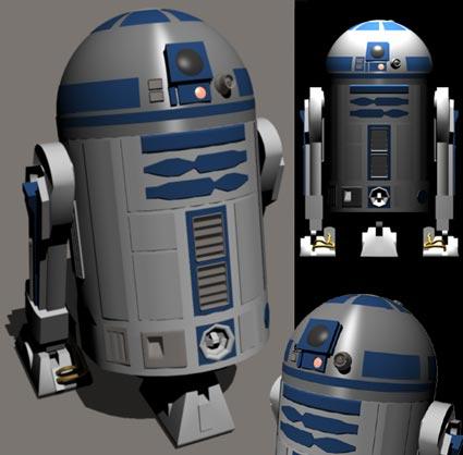 R2, spinnin on 22
